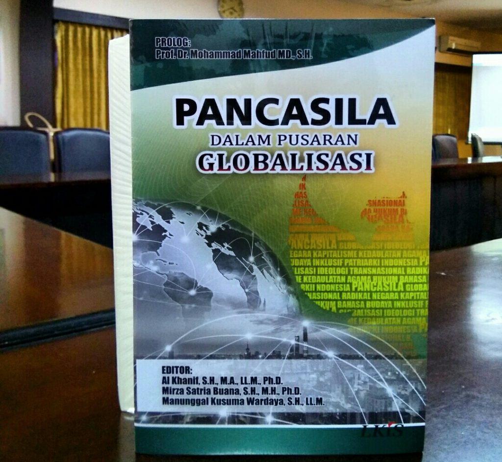Book Launch: Pancasila dalam Pusaran Globalisasi